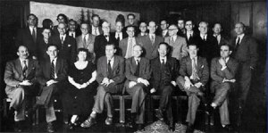 Macy Conferences 1947